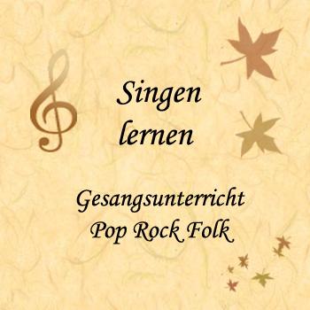Gesangsunterricht in Lueneburg bei Melanie Giesen
